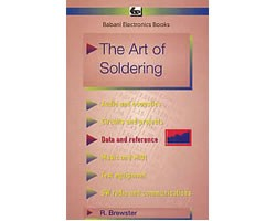 The Art of Soldering (book) by R Brewster